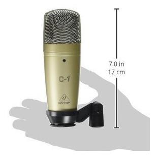 Micrófono Behringer C-1 Profesional.