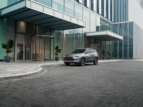 Chevrolet Tracker Turbo Ltz At 2021