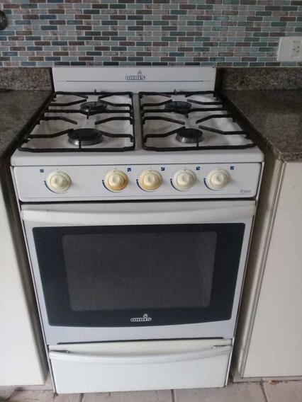 Cocina Orbis 8300 Blanca Usada