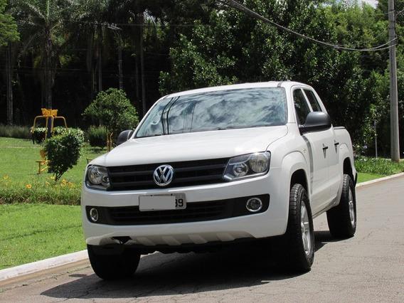 Volkswagen Amarok 2.0 S 4x4 Cabine Dupla Turbo Diesel 2015