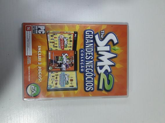 Jogo Expansão The Sims 2 Original Pc - Mídia Física