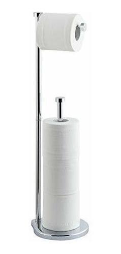 Imagen 1 de 4 de Sunnypoint Soporte Para Papel Higienico Para Baño Independ