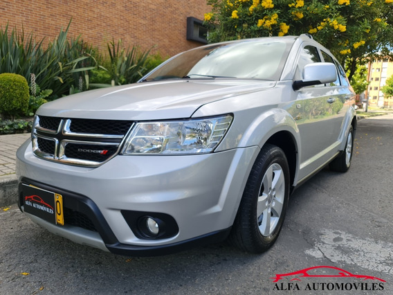 Dodge Journey Se 2.400cc A/t C/a 2014