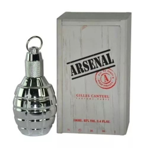 Perfume Arsenal Platinum Masculino Edp.100ml Originais/nf