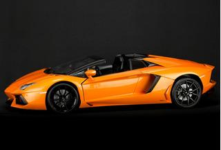 Lamborghini Aventador Lp 700-4 Roadster - Pocher Escala 1:8
