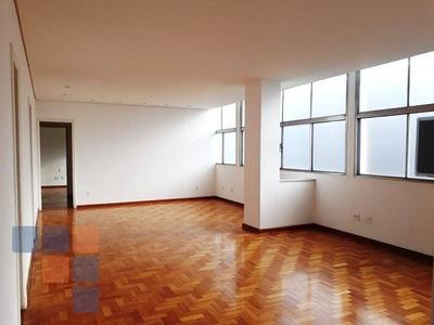 Apartamento Com 3 Dormitórios À Venda, 160 M² Por R$ 590.000 - Centro - Belo Horizonte/mg - Ap2042