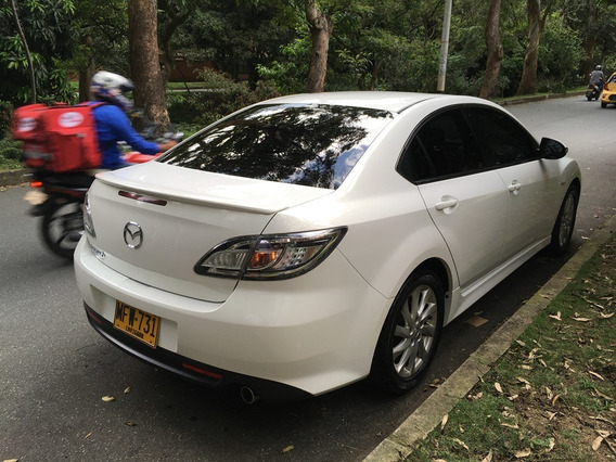Mazda 6 All New Grand Touring Lx 2012 2.5 Lit. 100.000 Kms