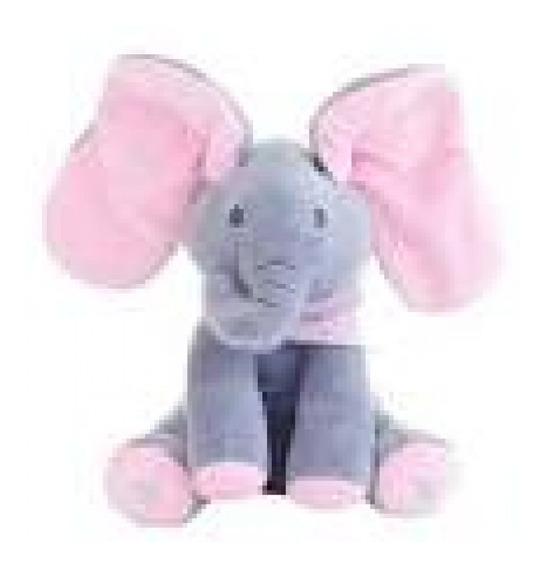 Pelucia Elefante Eletronico