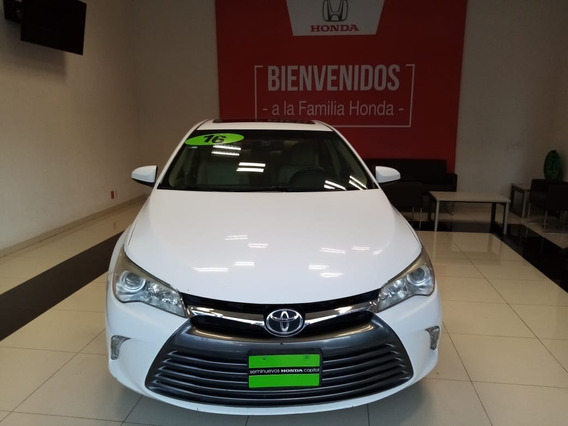 Camry Xle 2016