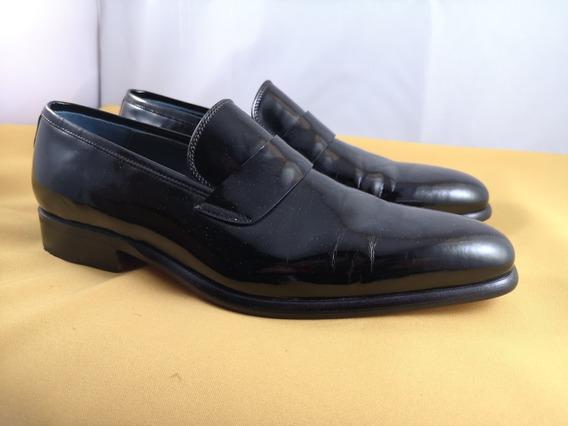 Zapatos De Charol Hombre En Perfecto Estado.