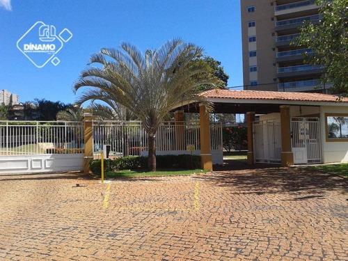 Sobrado Com 3 Dormitórios À Venda, Condomínio Terra Brasilis - Ribeirão Preto/sp - So0369