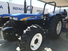 Tractor New Holland 6610s Fwd Nuevo