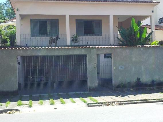 Casa Para Venda Em Volta Redonda, Jardim Belvedere, 4 Dormitórios, 2 Suítes, 5 Banheiros, 4 Vagas - 156_2-855050