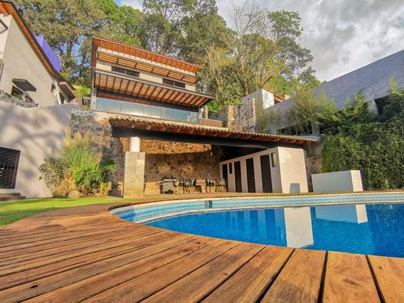Casa Nueva En Condominio Con Vistas Al Lago Y Bosque En Avándaro