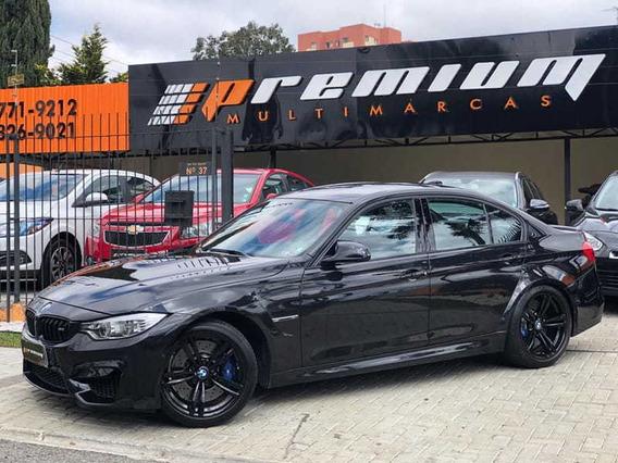 Bmw M3 Sedan 3.0 Bi-turbo 24v 4p 2017