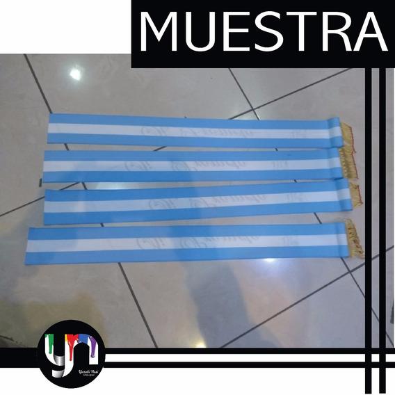 Cinta Juramento Argentina Bandera