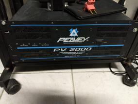 Vendo Ou Troco Potencia Peavey Pv2000 Por Machine Sbx Pro 3.