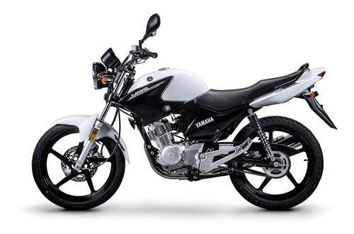 Imagen 1 de 12 de Moto Yamaha Ybr 125 Factor 0km 2020 Negra