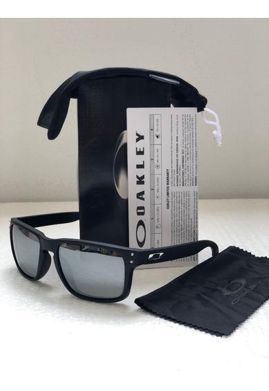 Oakley Holbrook Mirror Iridium Polarized Promocion