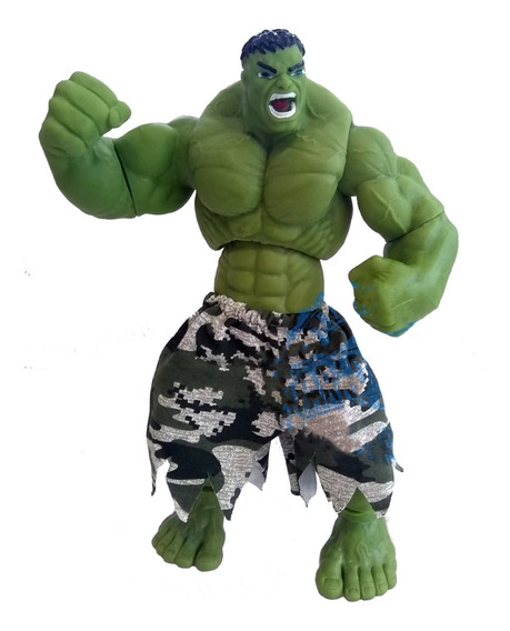 Figura Articulada Hulk El Hombre Verde 40 Cm - Nuevo!