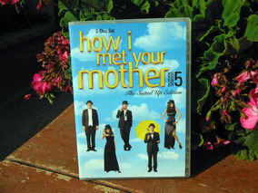 How I Meet Your Mother - Temporada 5 - Dvd