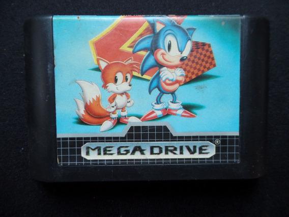 Jogo Sonic The Hedgehog 2 - Jogo Para Mega Drive