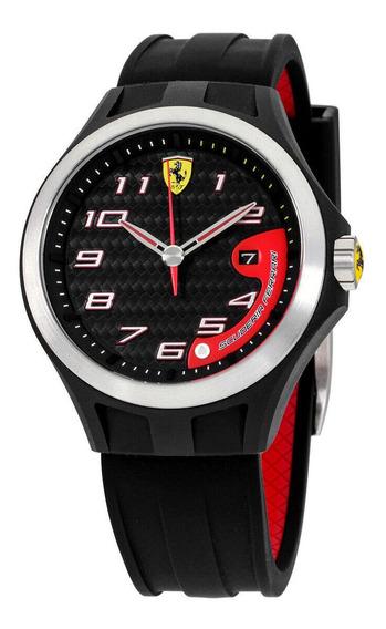 Reloj Ferrari Lap Time Black 0830012