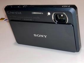 Câmera Fotográfica Sony Cyber-shot Dsc-tx9 Com Acessórios