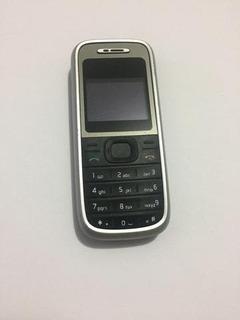 Celular Desbloqueado Para Idoso , Roça Nokia 1208 Branco