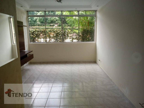 Imagem 1 de 30 de Imob01 - Apartamento 76 M² - Venda - 3 Dormitórios - Vila Helena - São Bernardo Do Campo/sp - Ap2878