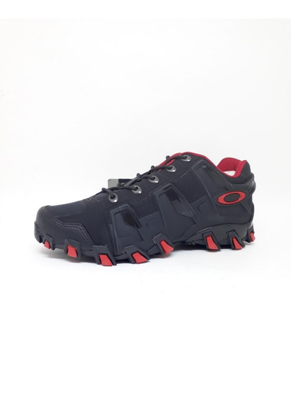 Tênis Oakley Hardshell L3 Black / Red