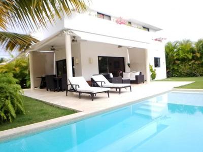 Lujosa Villa En Punta Cana