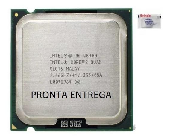 Processador 2 Quad Core Intel Processor Q8400 4m Semi Novo