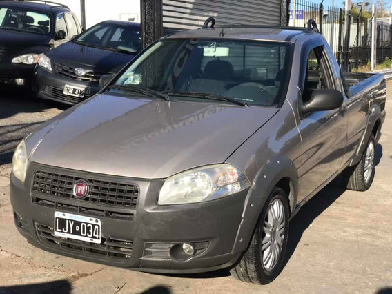Fiat Strada 1.4 Working Cs Aa 2012