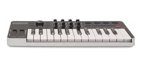 Teclado Usb/midi Samson Graphite 25 Roland Nord Korg Yamaha