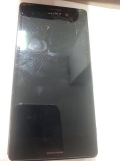 Celular Sony M4 Aqua E2363 Defeito Retirada De Pecas