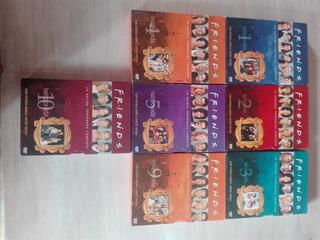 Colección Dvd Friends Temporadas 1,2,3,4,5,9,10