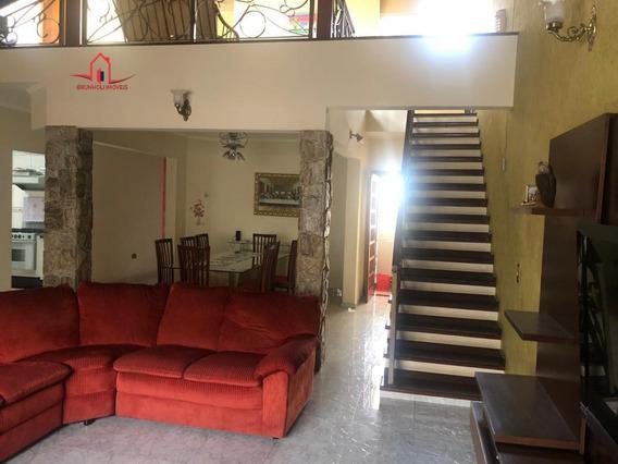 Casa A Venda No Bairro Jardim Guanciale Em Campo Limpo - 3401-1