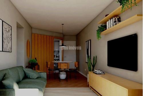 Apartamento À Venda Em Rua Salvador Caruso, Vila Romana, 3 Quartos, 75 M² - Pj53387