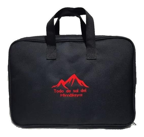 Funda Maletin Portafolio Para Tabla De Sal Del Himalaya Tsng