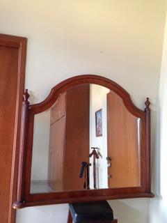 Precioso Espejo Para Tocador Bicelado