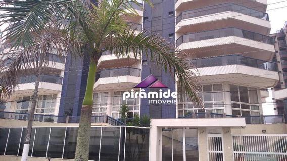 Apartamento Com 3 Dormitórios Para Alugar, 170 M² Por R$ 2.426/mês - Martim De Sá - Caraguatatuba/sp - Ap11213