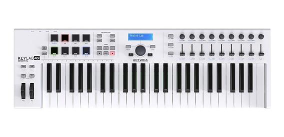 Controlador Usb Midi Arturia Keylab Essential 49 Key