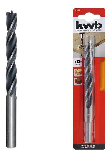 Mecha Madera Profesional 12mm Kwb Holzbohre Cod 49511472