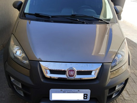 Fiat Idea Adventure Dualogic Plus 1.8 16v Flex Km 52250