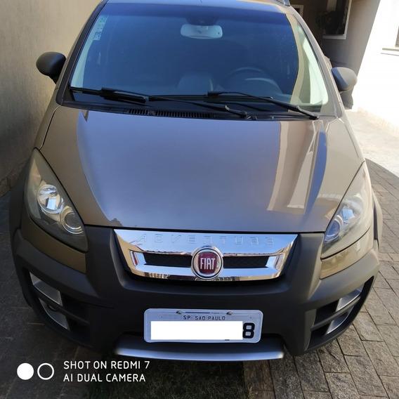 Fiat Idea Adventure Dualogic Plus 1.8 16v Flex Km 52250