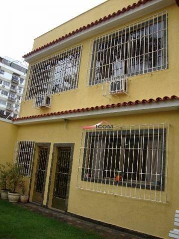 Casa Residencial À Venda, Méier, Rio De Janeiro. - Ca0097