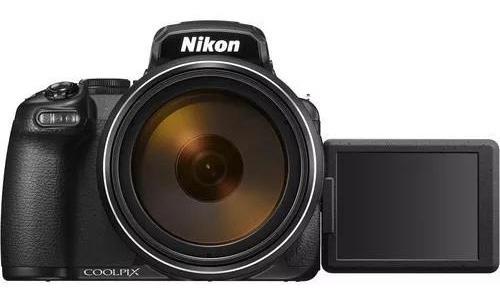 Câmera Nikon Coolpix P1000 4k Super Zoom
