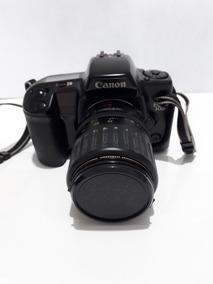 Máquina Fotográfica Analógica Semi Prof. Canon Eos 10 Qd