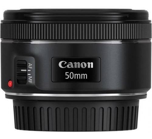Lente Canon Ef 50mm F/1.8 Stm Promoção Pronta Entrega